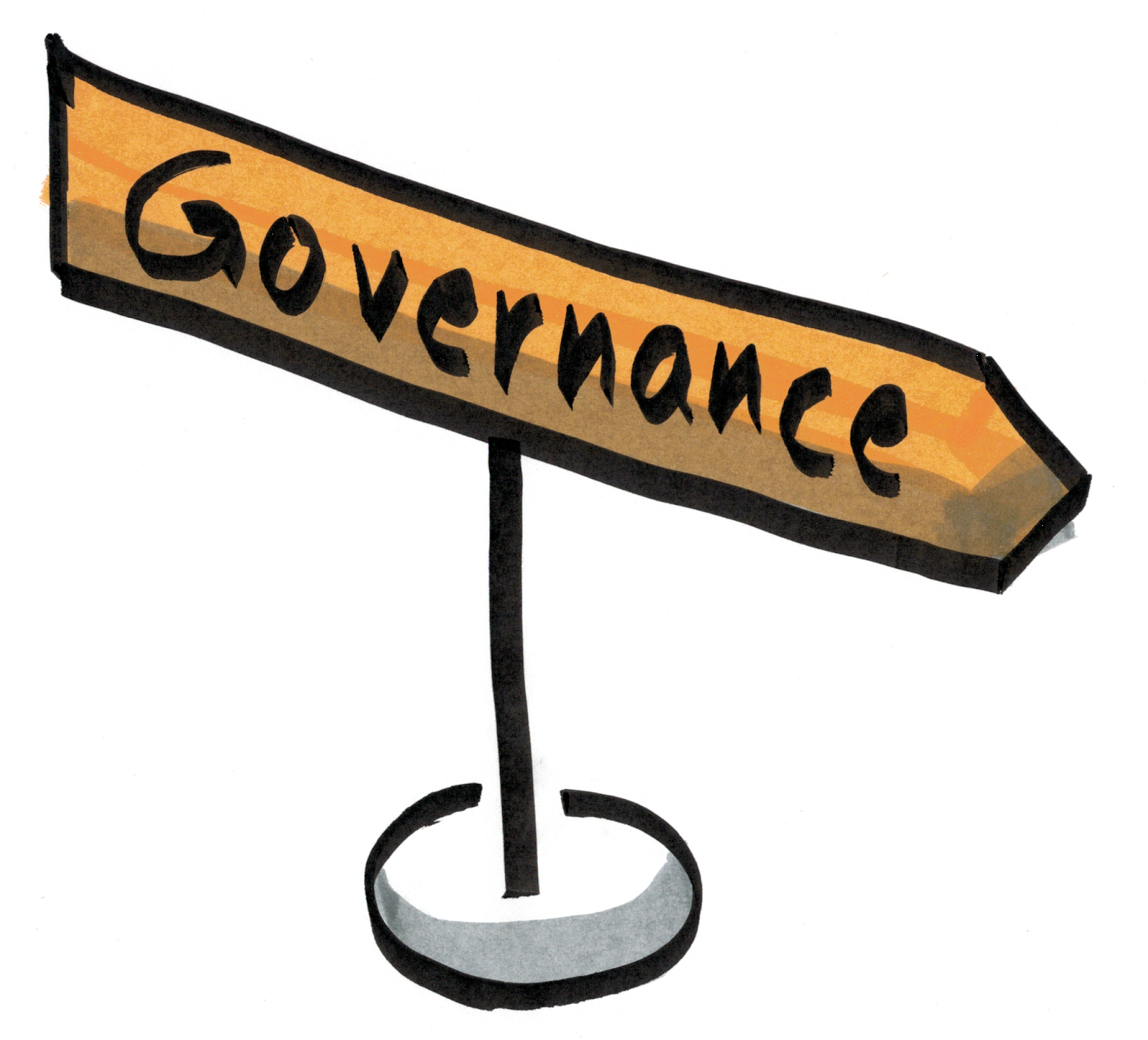 Agile Governance is guiding, not deciding
